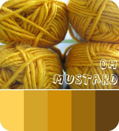 Oh mustard