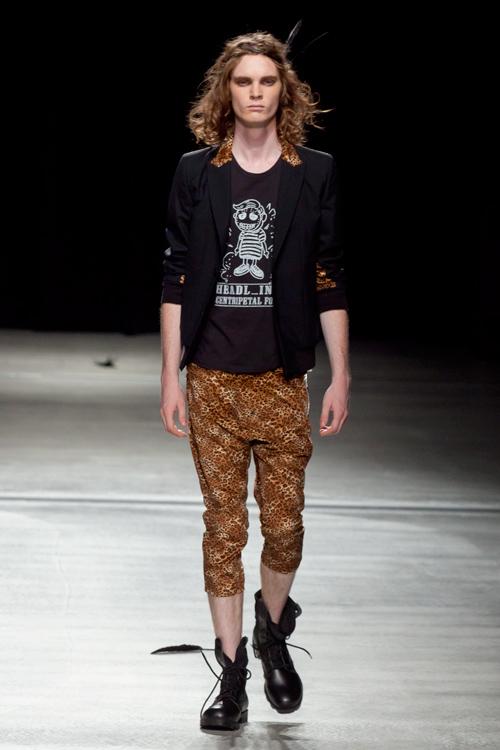 Raphael 3024_SS12 Tokyo HEADL_INER(Fashion Press)