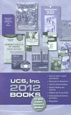 2012 UCS Catalog