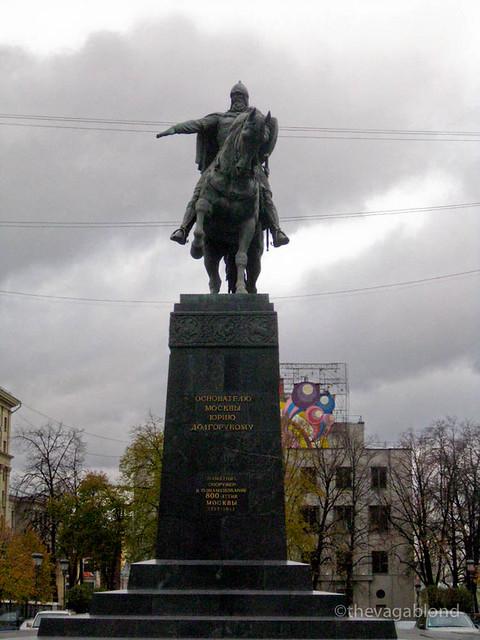 Yury the Longarm
