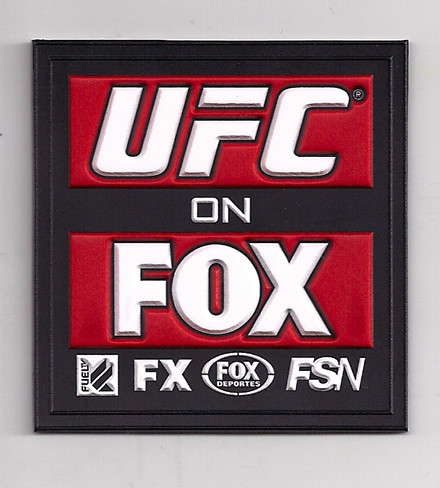 UFC ON FOX Sample Scan