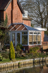 conservatory (GoGardenGuides) Tags: wood houses homes windows plants house building home glass garden outdoors construction exterior realestate floor market room cottage lifestyle property conservatory tiles housing relaxation houseprices properties estateagent improvements conservatories