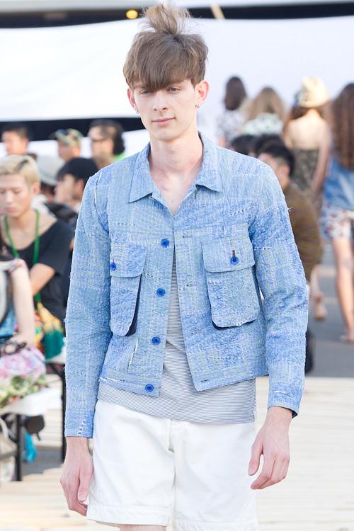 Barthelemy Surville3008_SS12 Tokyo FACTOTUM(Fashion Press)