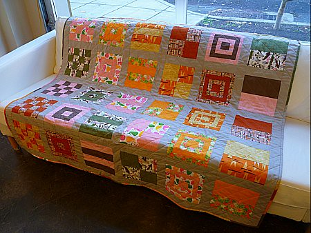 Olivia's quilt-front