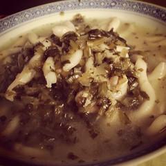 Shanghai pulled noodles