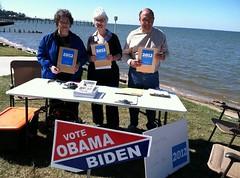 Volunteers in AlabamaFall 2011 (Barack Obama) Tags: alabama volunteer dayofaction obama2012