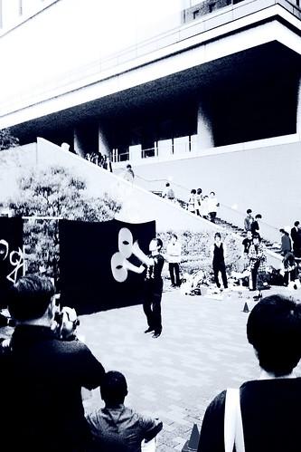 「早稲田祭2011」 Juggler