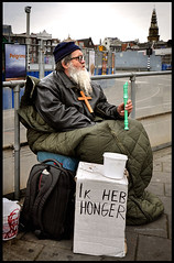 I am hungry ! (martin alberts Pictures of Amsterd