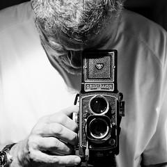 My magical Rolleicord (ndnbrunei) Tags: blackandwhite bw 120 6x6 tlr film mediumformat square kodak bn mf kodakbw400cn xenar rolleicord bw400cn classicblackwhite analoguephotography rolleigallery ndnbrunei 50yearoldcamera ilovemyrolleicord