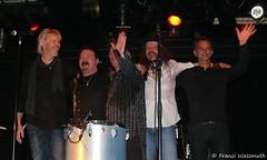 Nick Oosterhuis, Bobby Kimball, Ian Cussick,Frank Alpers, Ritchie Kück-Michelmann