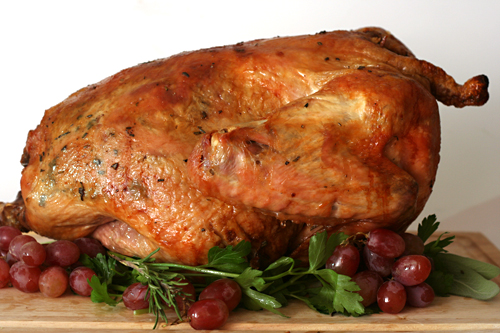 salt roast turkey 5