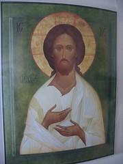 Russian Orthodox Icon of Jesus (freestone) Tags: religious christ jesus icon christianity spiritual orthodox christus jesuschrist russianorthodox