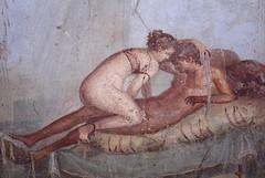 Ars Amandi (Netcheret_Sheri) Tags: casa eros amour maison centenaire fresque centenario érotique amants pompéi