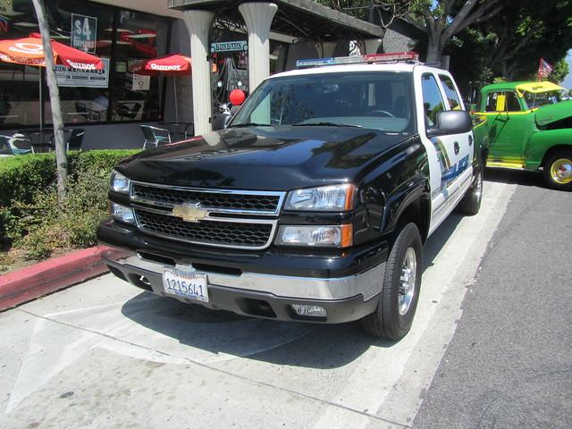 chevrolet truck police hd 1500