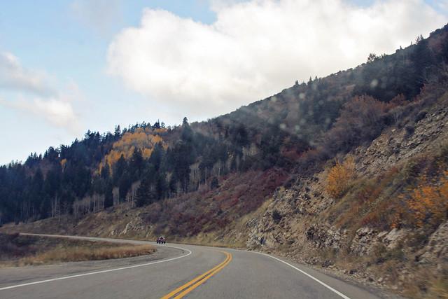 Salt Lake City canyon 5