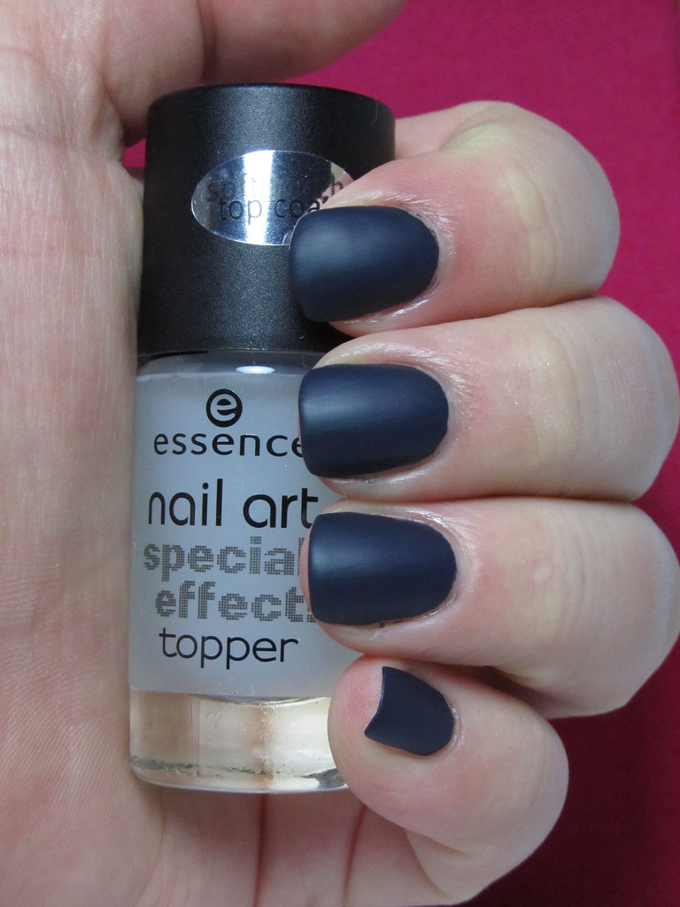 CucumPear\'s Onyx Phalanx: NotD - A Matte Deep Blue? Who\'d Have Thunk?