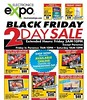 Electronics Expo Black Friday 2011 Ad Scan - Page 1
