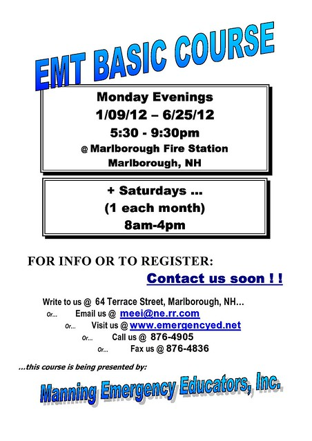emt basic Emt - basic certification is available at the ut health san antonio school of health professions.