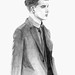 James Smith for Dior Homme F/W 2012
