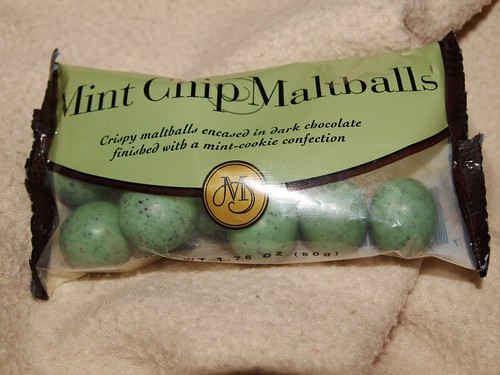Marich Mint Chip Malt Balls