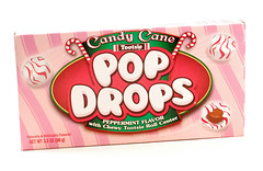 Tootsie Pop Drops Peppermint Box