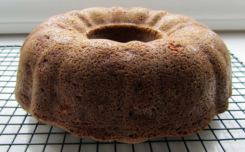 Apple-Walnut Bundt