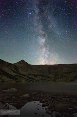 Rila Night (Pavel Pronin) Tags: lake mountains peak bulgaria rila rilamountain   rilanationalpark panparks