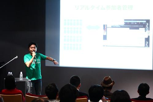 Orinoco代表の原田講演