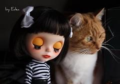 Lilith y Amelie.
