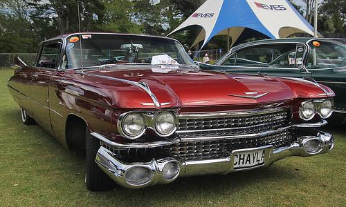 171959 Cadillac Sedan de