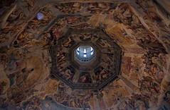 Brunelleschi, Duomo dome interior