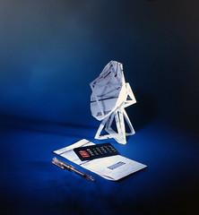 Origami création - Didier Boursin - France Telecom