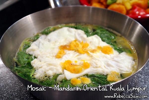 Mosaic- Mandarin Oriental, Kuala Lumpur-24