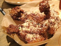 Truffle Cheese Wings