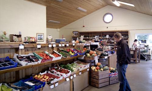 Kenyon Hall Farm Shop