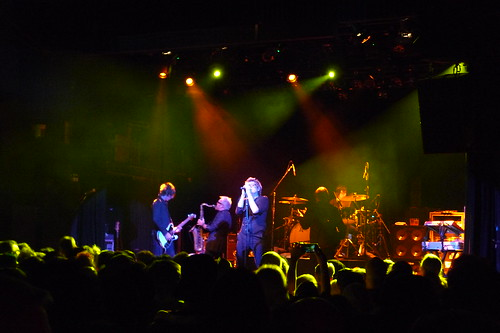 psych furs @ irving plaza, 10/3