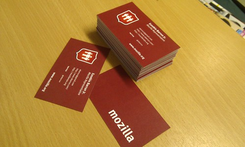6219722553 781306ce54 Mozilla Reps Business Card is AWESOME!