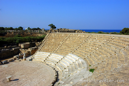 Theater at Salamis
