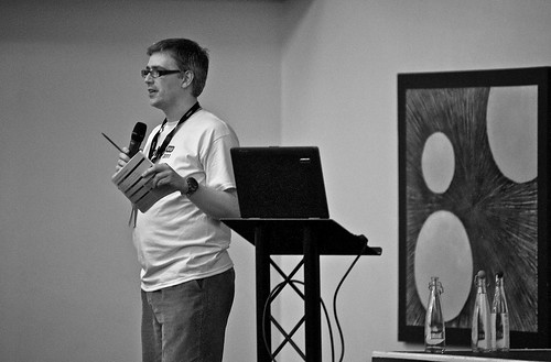 Jeremy Coates - Magma Digital - PHPNW11 Organiser And Platinum Sponsor