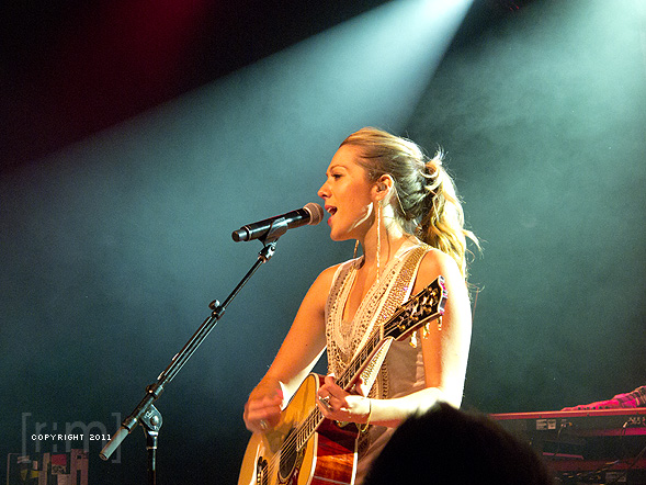 Colbie Caillat at the Commodore