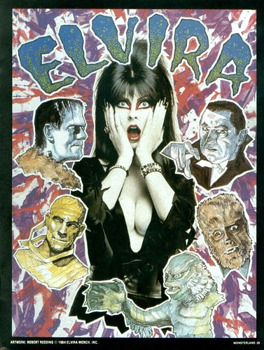 Monster Land #7 Elvira Article Page 2