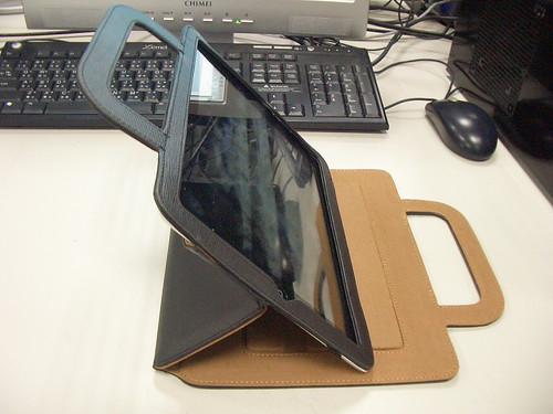 LUXA2 iPad2 Rimini Stand Case