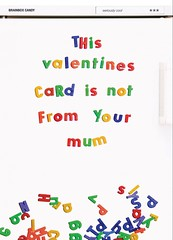 BC1149 (scribblercards) Tags: funny mother valentines typographic forher forhim