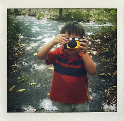 3 year old photographer