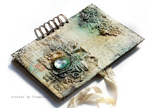 Misted - Art Journal cover