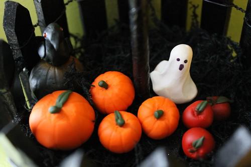 Halloween Tree - pumpkins