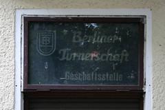 Berliner Turnerschaft / Geschäftsstelle (Florian Hardwig) Tags: berlin lettering script neukölln guessedberlin gwbartie