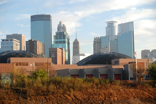 Downtown Minneapolis by joe with a camera