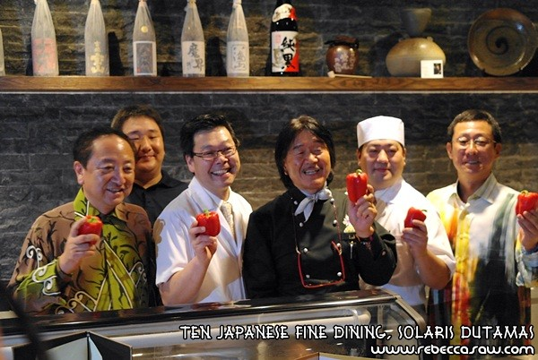 Ten Japanese Fine Dining, Solaris Dutamas-05