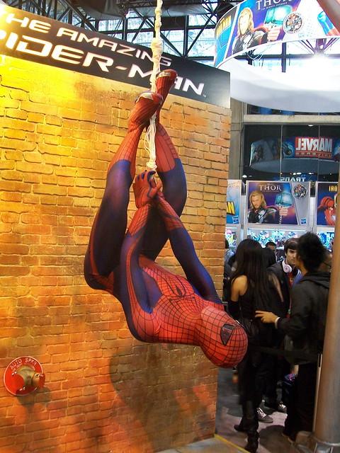 New York Comic Con 2011 Saturday